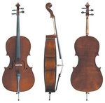 GEWA Strings Cello Allegro 1/8