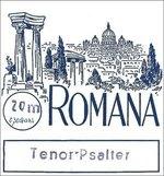 Romana Saiten für Streichpsalter