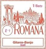 Romana Romana Saiten für Gitarrbanjo Satz