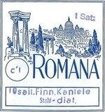 Romana Saiten für Kantele Satz