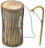 Kamballa Talking Drum Höhe 30 cm, DM 17 cm