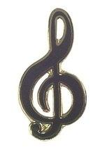 GEWA Anstecknadel Verschiedene Motive Violinschlüssel
