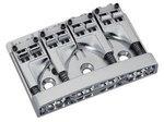 Schaller E-Bass-Steg 3D-8 8-saitig Chrom