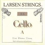 Larsen Larsen Saiten für Cello kleine Größen A 3/4