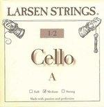 Larsen Larsen Saiten für Cello kleine Größen A 1/2