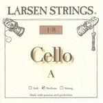 Larsen Larsen Saiten für Cello kleine Größen A 1/8