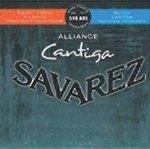 Savarez Savarez Saiten für Klassik-Gitarre Alliance Cantiga Satz