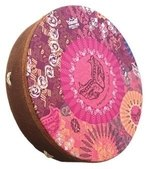 Remo Buffalo Drum Warriors in Pink 14x3,5