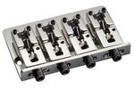 Schaller E-Bass-Steg 2000 Piezo 4-saitig Chrom
