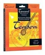 GEWApure Akustik-Bass Saiten Tenson Phosphor Bronze .045-.105, Medium/Light