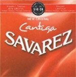 Savarez Savarez Saiten für Klassik-Gitarre New Cristal Cantiga Satz normal