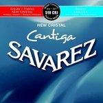 Savarez Savarez Saiten für Klassik-Gitarre New Cristal Cantiga Satz mixed