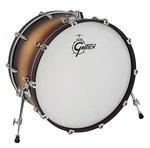 Gretsch Bass Drum NEW Renown Maple 2016 Blue Metal