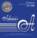 Adamas Mandolinen Saiten Adamas Nuova coated beschichtet Medium-Light .011
