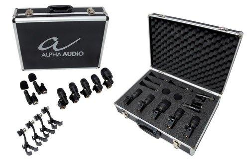 Alpha Audio Mikrofon MIC Drumbox 7 Neues Modell