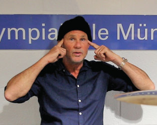CHAD SMITH - INTERVIEW