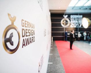DIE E-VIOLINE NOVITA BEIM GERMAN DESIGN AWARD 2017