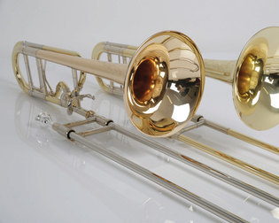 "''CENTENNIAL"" - THE JUBILEE TROMBONE FROM VINCENT BACH"
