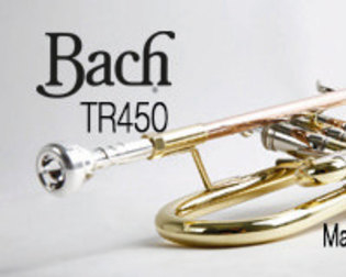 TROMPETTE BACH TR450 MADE IN GERMANY