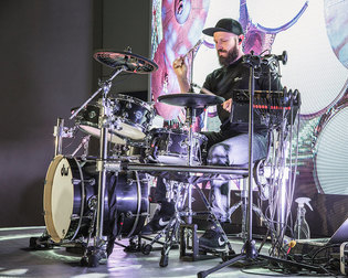 GEWA DRUM WORKSTATION G9 TAKES MUSIKMESSE 2018 'BEYOND DIGITAL DRUMS'
