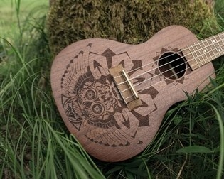 VGS MANOA KT-CO-MEXICO UKULELE