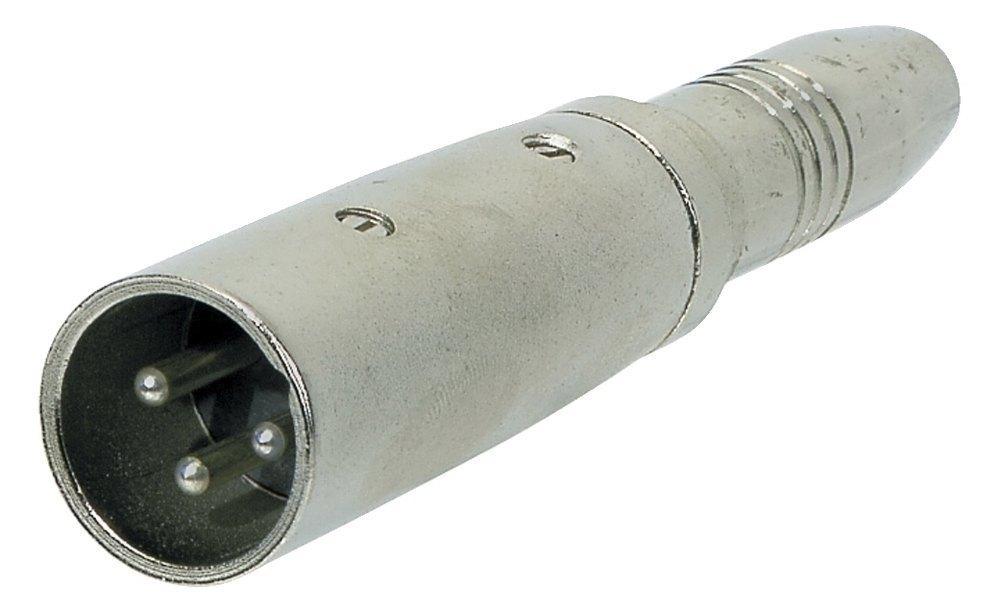 GEWA Adaptér - 6,3 mm Stereo zdířka - XLR(male)