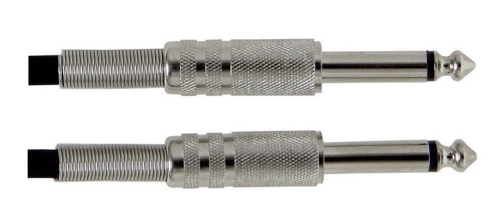 GEWA - Kabel pro nástroje mono Basic Line (mono konektor 6,3 mm - mono konektor 6,3 mm)