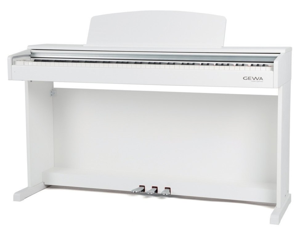 GEWA Piano DP 300 G White Matt
