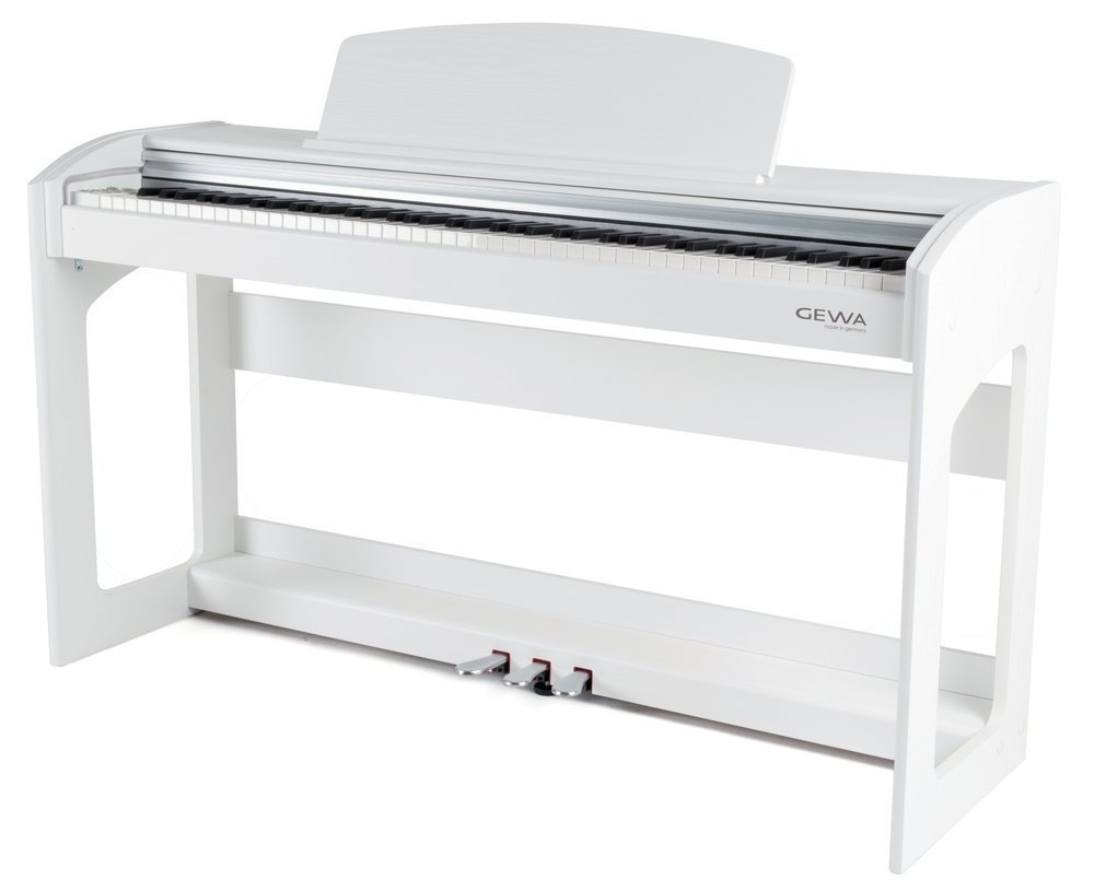 GEWA Piano DP 340 G White Matt