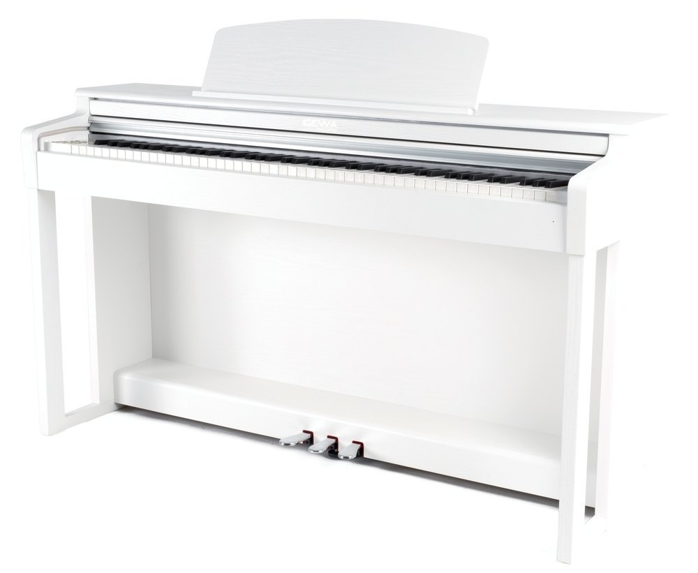 GEWA Piano UP 360 G White Matt
