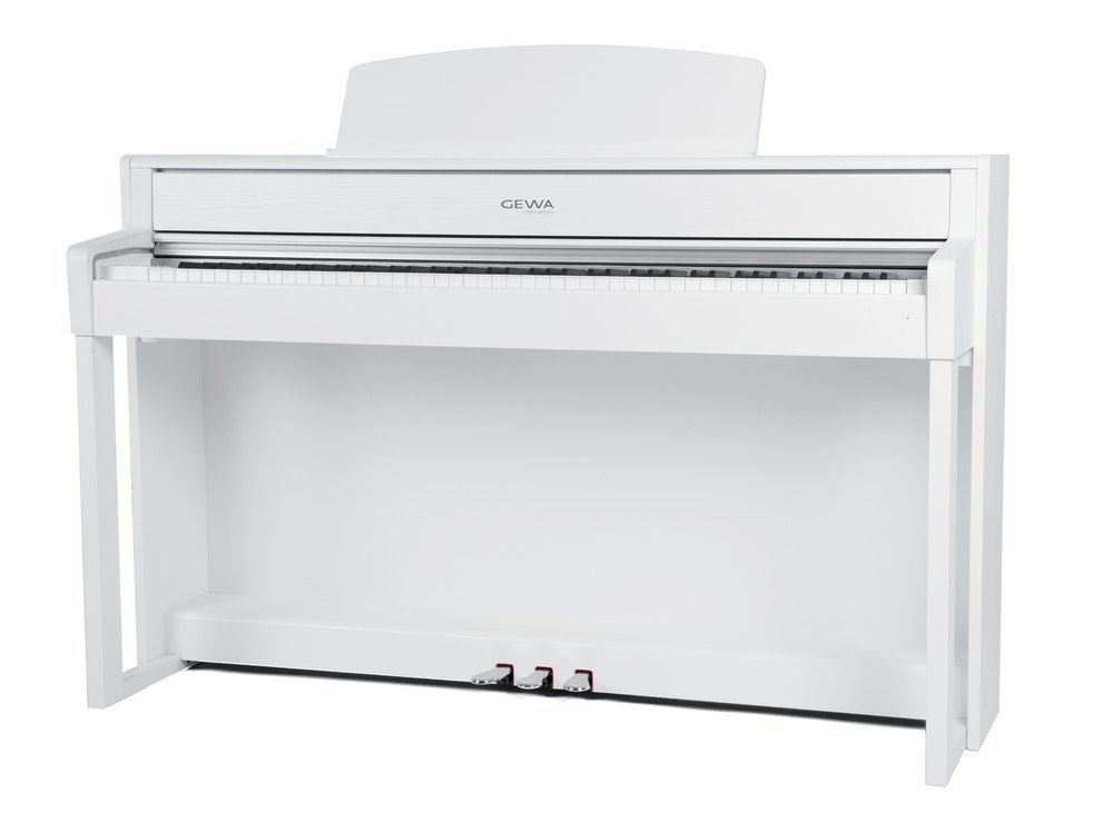 GEWA Piano UP 380 G White Matt