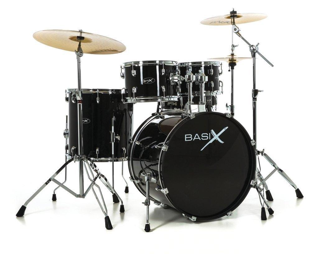 71c1a60489f1 GEWApure Drum set Basix Classic Plus