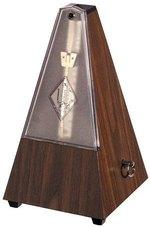 Wittner Metronom Pyramidenform Nußbaum-Maserung     804K