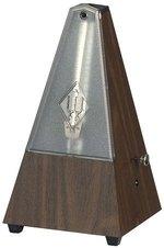 Wittner Metronom Pyramidenform Nußbaum-Maserung     814K