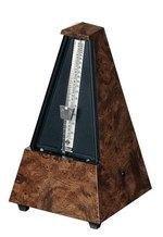 Wittner Metronom Pyramidenform Wurzelholz         855001