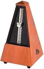 Wittner Metronom Pyramidenform Mahagonifarbig. Matt 801M