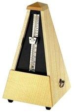 Wittner Metronom Pyramidenform Ahorn Natur, Matt    807A