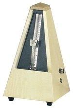 Wittner Metronom Pyramidenform Ahorn Natur. Matt 817A