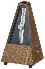 Wittner Metronom Pyramidenform Eiche Braun. Matt 818