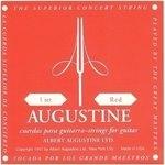 Augustine Klassikgitarre-Saiten Classic Label Satz Rot medium