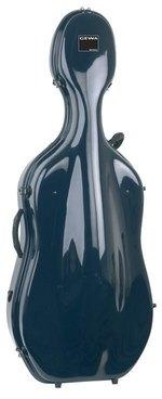 GEWA Cases Celloetui Idea Vario Plus Dunkelblau/blau