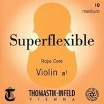 Thomastik-Infeld Violin-Saiten Superflexible Seilkern Stark