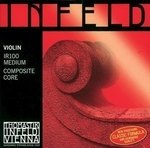 Thomastik-Infeld Violin-Saiten Infeld Hybridkern D Hydronalium
