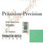 Thomastik-Infeld Violin-Saiten Präzision Stahl Vollkern Weich