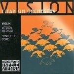 Thomastik-Infeld Violin-Saiten Vision Titanium Orchestra Synthetic Core Mittel