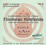 Nürnberger Nürnberger Saiten für Viola Künstler Seilkern Satz
