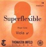 Thomastik-Infeld Viola-Saiten Superflexible Seilkern Weich