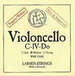 Larsen Larsen Saiten für Cello Kabelkern Strong
