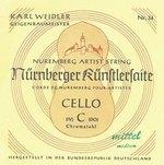 Nürnberger Nürnberger Saiten für Cello Künstler 1/4