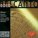 Thomastik Thomastik Saiten für Cello Belcanto Gold Mittel